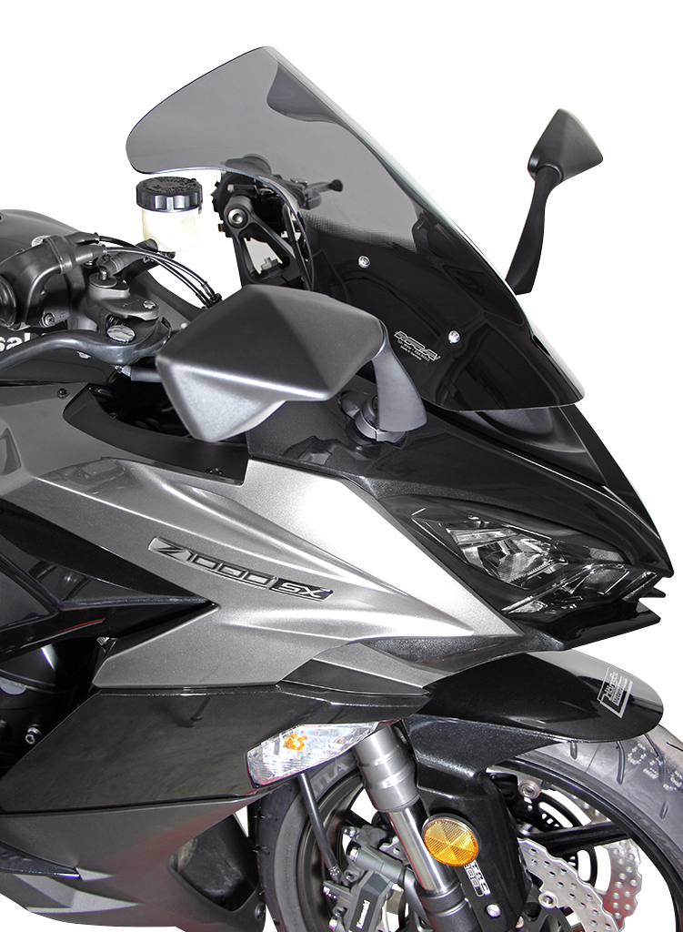 Z 1000 SX 2017- Kawasaki Racing Screen