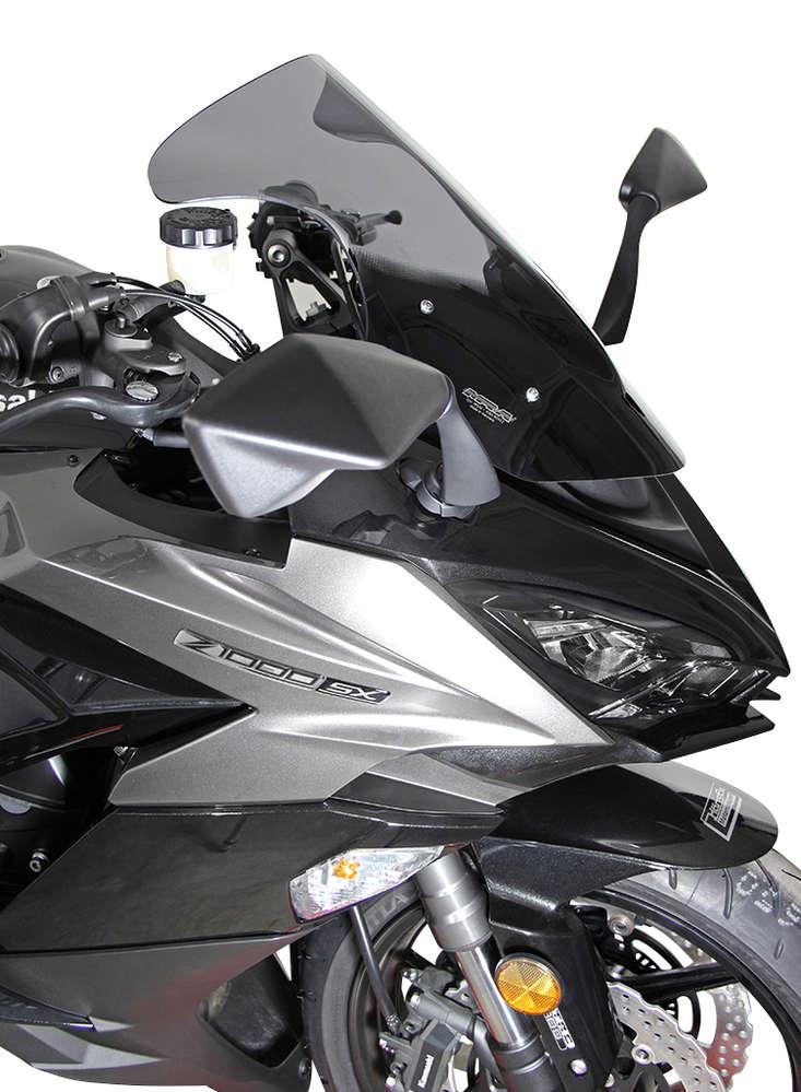 Kawasaki Z 1000 SX 2017 MRA Racing Screen